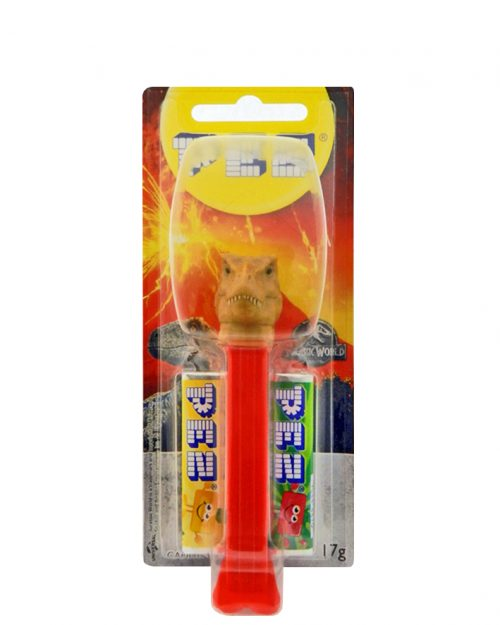 Pez Dispenser Jurrasic World - Dilophosaurus 17g