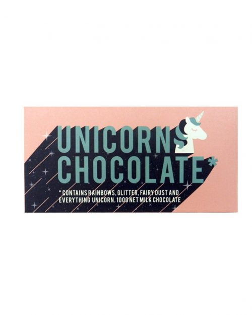 Bellaberry Unicorn Chocolate* – Milk Chocolate 100g