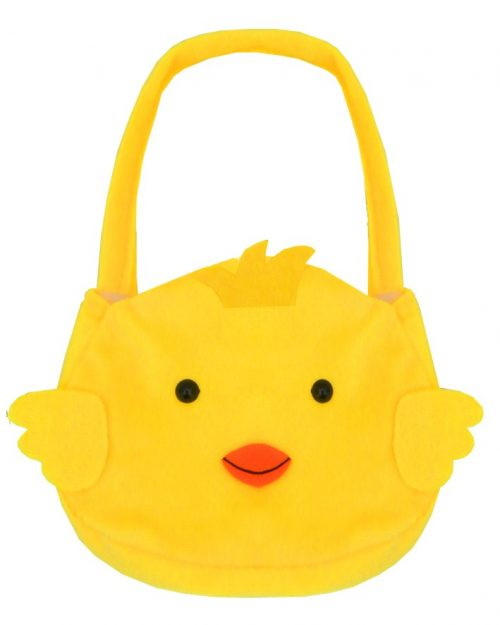 Easter Shaped Cary Bag Chick