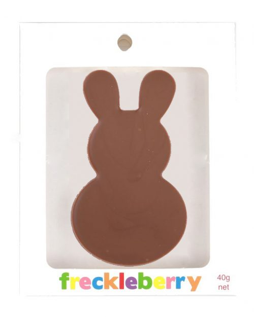 Freckleberry Milk Chocolate Easter Bunny 40g