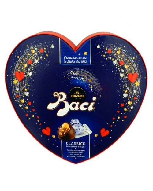 Baci Heart Box 100g
