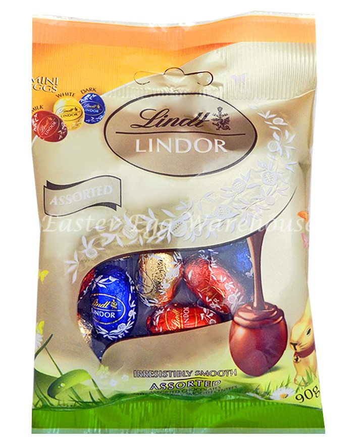 Lindt Assorted Mini Eggs 90g