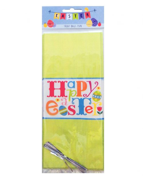 Easter Treat Bags 15pk